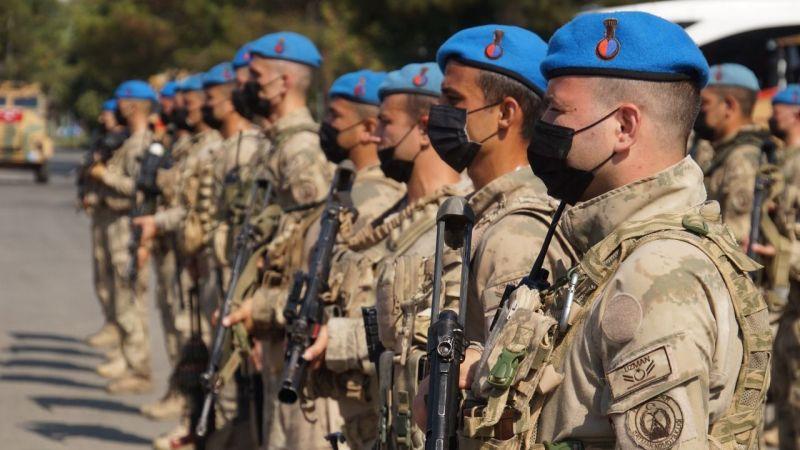Batman'dan Urfa sınırına 73 komando gönderildi