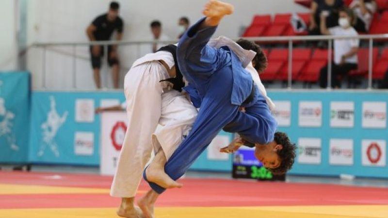 Urfalı sporcu Başkent'te birinci oldu