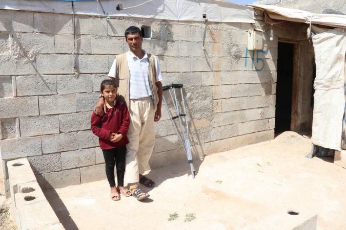 Suriyelilerin protez el ve bacak hayalleri Türkiye'de gerçekleşti