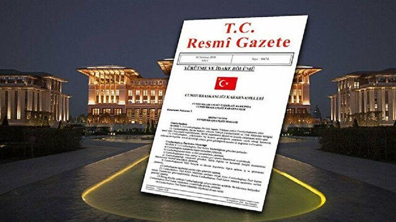 Erdoğan İmzaladı! 3 fakülte ve 2 yeni enstitü kuruldu
