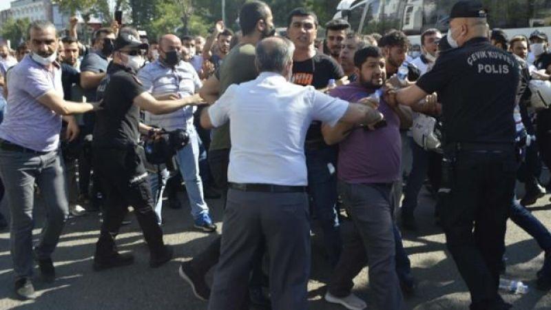 """Üreticiler sokağa döküldü: Ak Parti encümeniyim, açlıktan ölüyoruz"""""""
