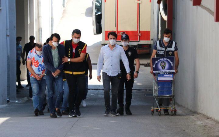 Urfa'da suç makinalarına operasyon: Çok sayıda tutuklama!