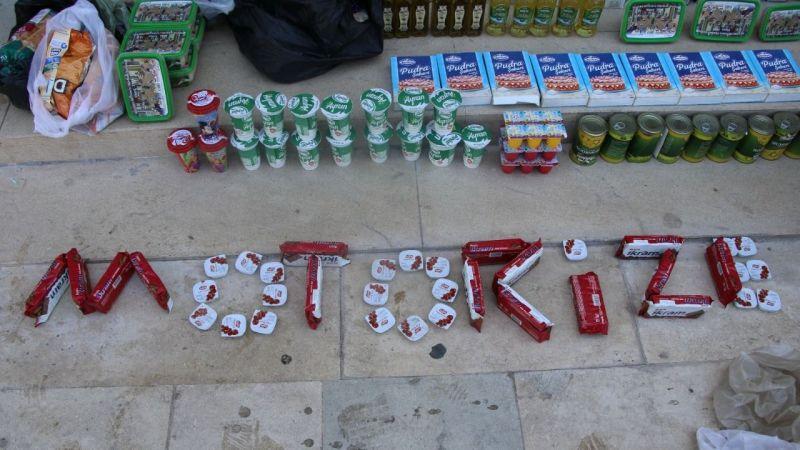Urfa'da zabıta denetimlerde yakaladı! Tam Bin 103 ürün...