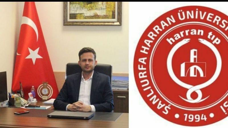 Urfa'daki hastaneye yeni müdür atandı!