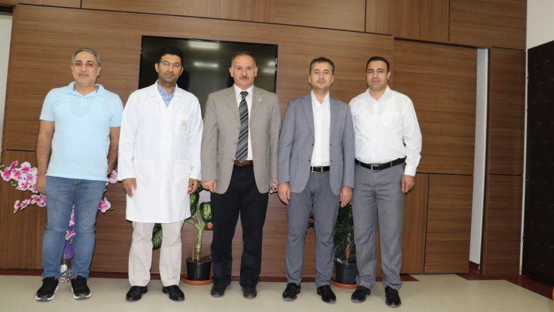 Harran Üniversitesi bir ilki gerçekleştirdi!