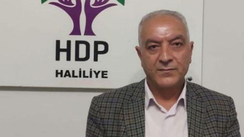 Şanlıurfa'da İlçe Başkanı gözaltına alındı!