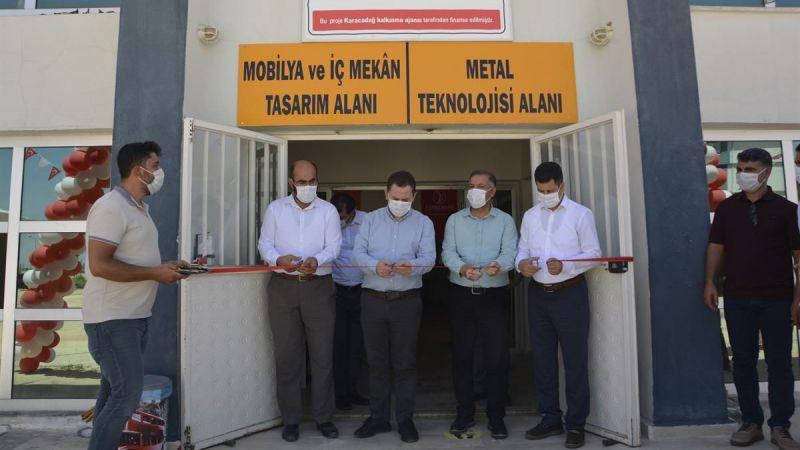 Viranşehir'de bir ilki açıldı! 620 bin TL destek sağlandı