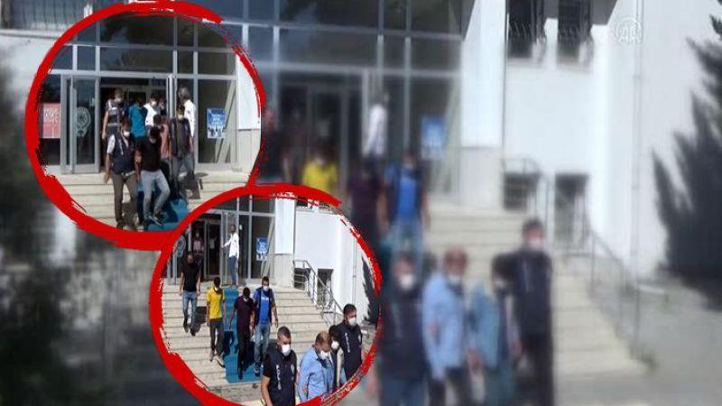 Urfa'da dolandırıcılar Türk polisinden kaçamadı: 4 tutuklama