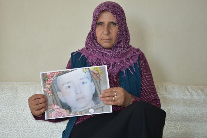 Urfa'da bir annenin en acı hasreti! 3 günlükken elinden alındı