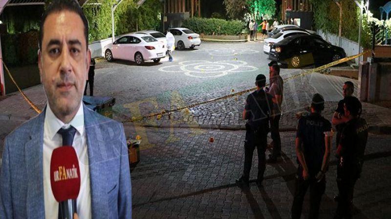 Başkan İzol'dan öldürülen avukat ve kardeşi için taziye mesajı