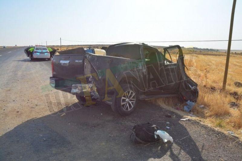 Şanlıurfa'da kaza üstüne kaza: Ölü ve yaralılar var!