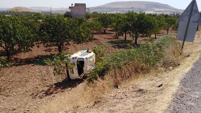 Şanlıurfa güne kazayla uyandı: Çok sayıda yaralı var!