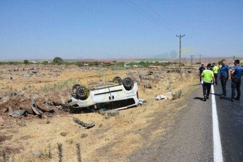 Şanlıurfa'da bayram öncesi feci kaza: Çok sayıda yaralı