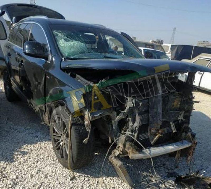 Urfa'da acı kaza: Sürüye dalan cip koyunları telef etti!