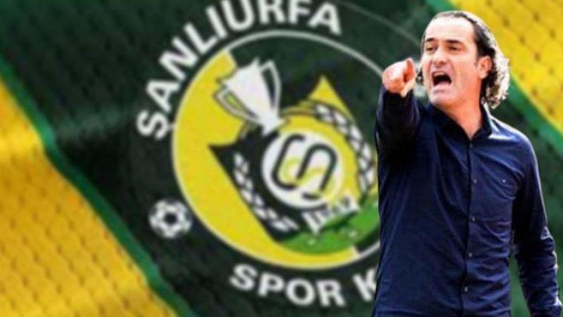 Eski Urfaspor teknik direktörü Karşıyakaspor'da