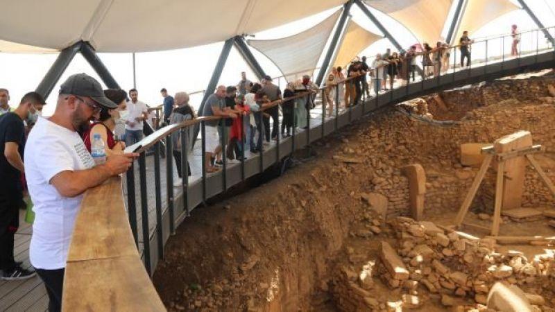 Urfa'da büyük yoğunluk: Akın akın geliyorlar