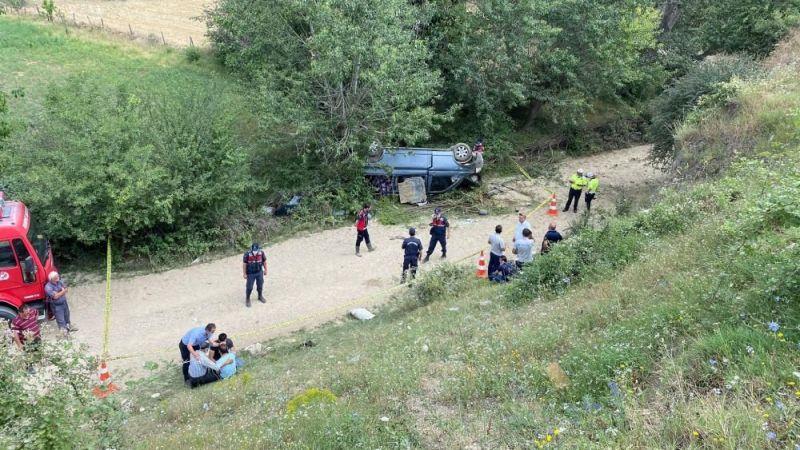 Tarım işçileri kaza yaptı: Çok sayıda ölü ve yaralı var!