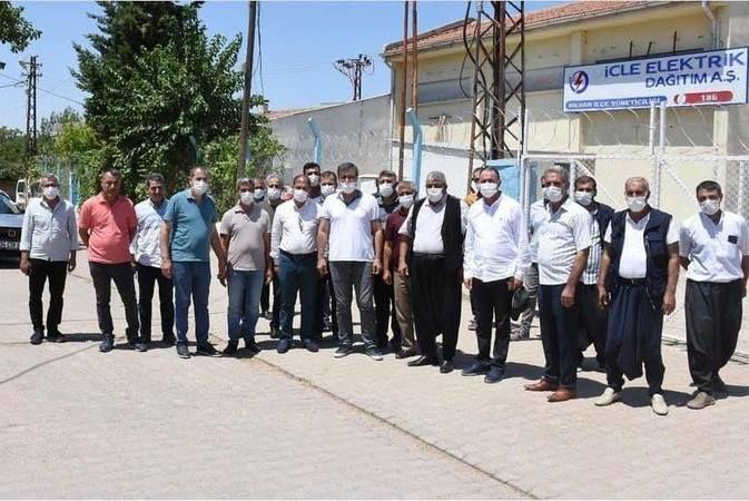 Urfa'da bir kez daha kalabalık toplandı: Protesto ettiler!