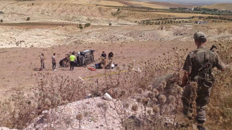 Urfa-Adıyaman yolunda feci kaza: Ölü ve yaralılar var