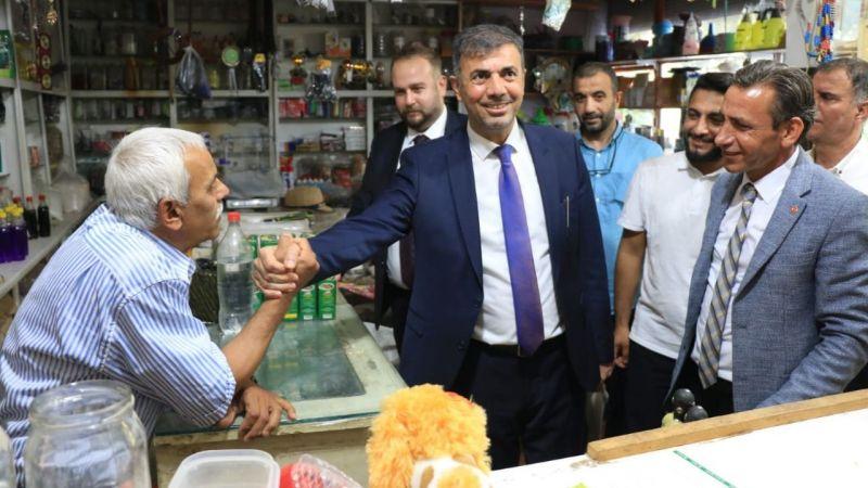 Başkan Kırıkçı: Akçakale Urfa'nın kalesi konumundadır