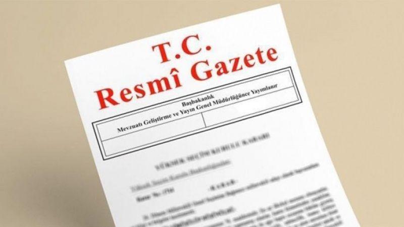 Çalışma süreleri değişti! Karar Resmi Gazete'de yayımlandı