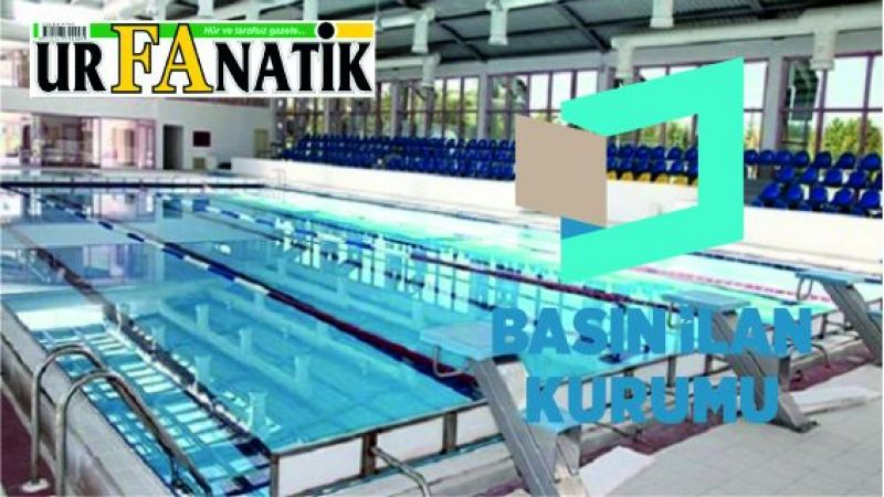 Yarı olimpik yüzme havuzu yaptırılacaktır