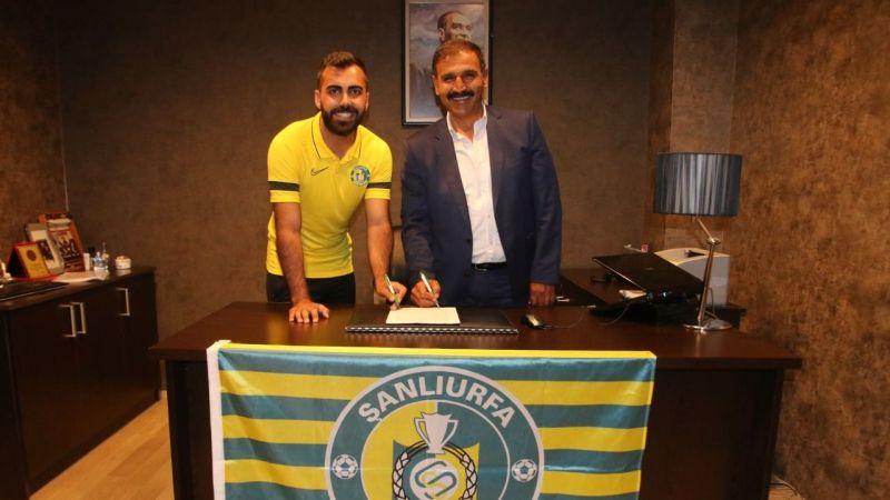 Şanlıurfaspor gece yarısı 1 transferi daha duyurdu