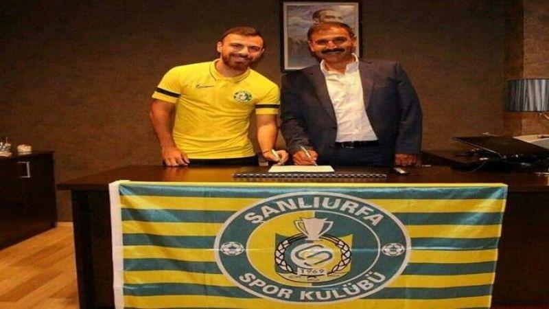 Süper Lig'den Urfaspor'a bir transfer daha