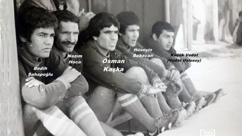 Bir zamanlar Urfaspor'un yedek kulübesi