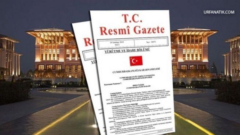 Erdoğan imzaladı! Atama kararları Resmi Gazete 'de yayımlandı