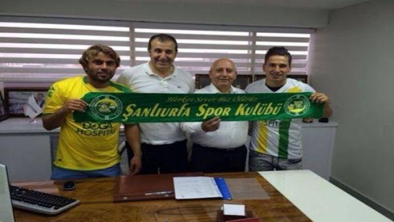 Urfaspor'da 20 maçta forma giymişti: Yeni takımı belli oldu
