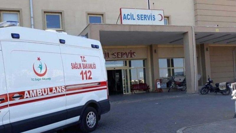 Şanlıurfa'da otomobil refüje çarptı: Yaralılar var