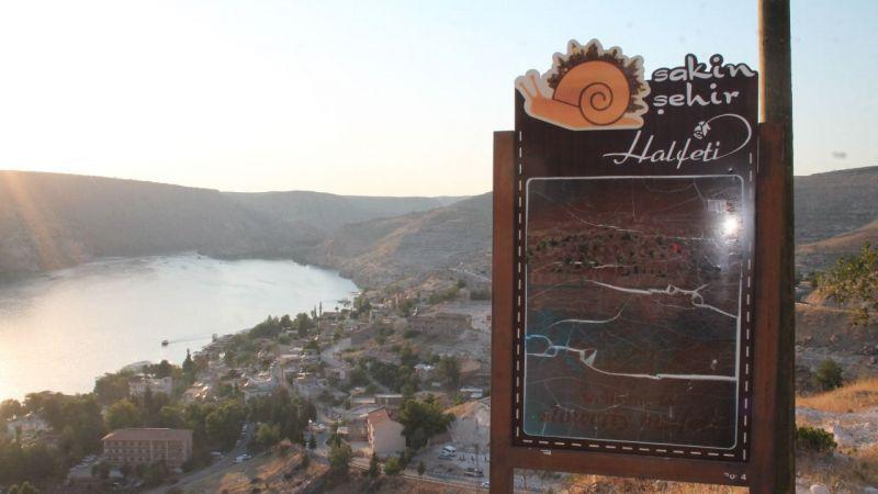 Urfa'nın Saklı cenneti binlerce turisti ağırladı