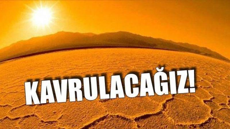 Aman Dikkat! Şanlıurfa'ya çöl sıcakları geliyor