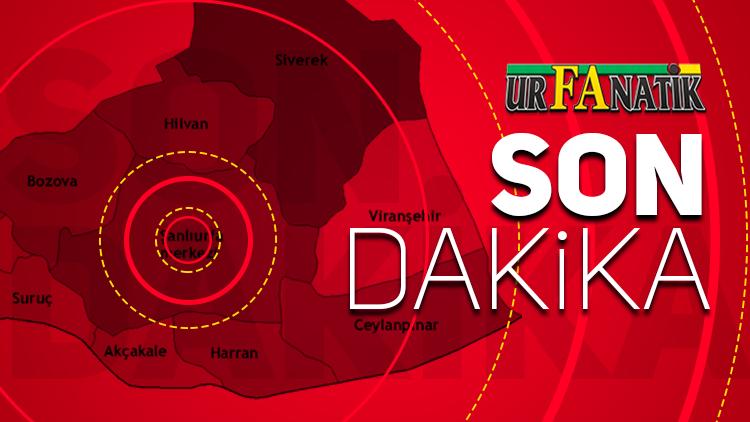 Şanlıurfa'da gece yarısı deprem!