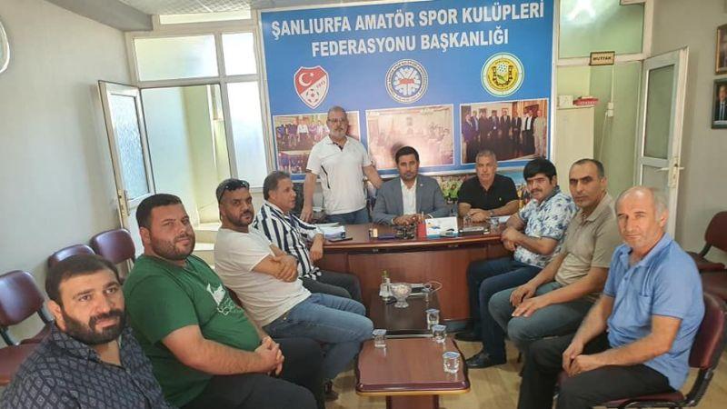 Milletvekili Yıldız'dan ASKF'ye Ziyaret