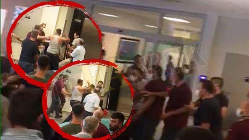 Şanlıurfa'daki Hastanede ortalık karıştı! 9 yaralı, 5 gözaltı