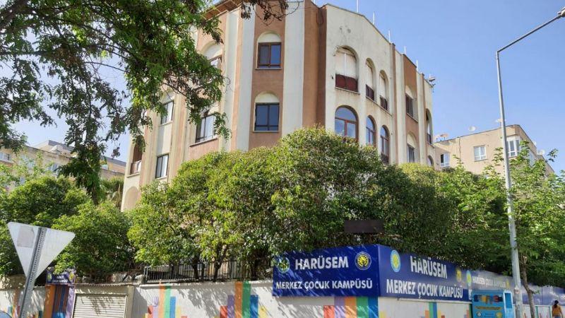 Harran Üniversitesi, eğitim merkezi kuruyor
