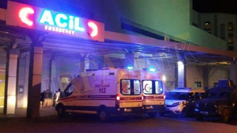 Urfa'da otomobil ile panelvan çarpıştı: Yaralılar var
