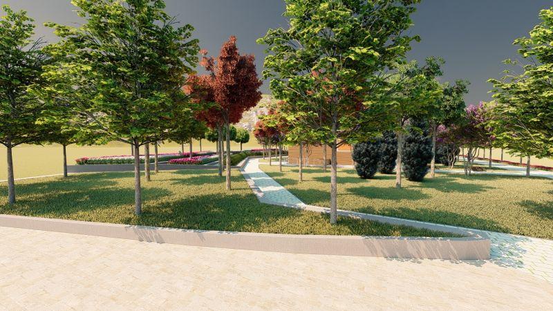 Büyükşehir ile Şanlıurfa yeşil alanlara kavuşuyor