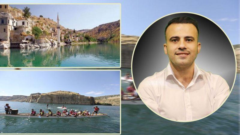 """Gaziantep yine iş başında: """"Bizde sadece akan bir su mu?"""""""