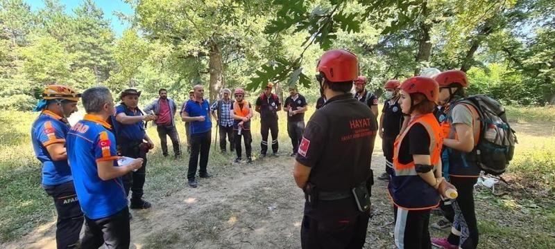 Kayıp Urfalı genç ormanda aranıyordu: Bakın nerede bulundu