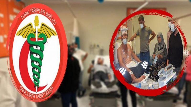 Urfa Tabip Odasından Birecik'teki saldırıya kınama