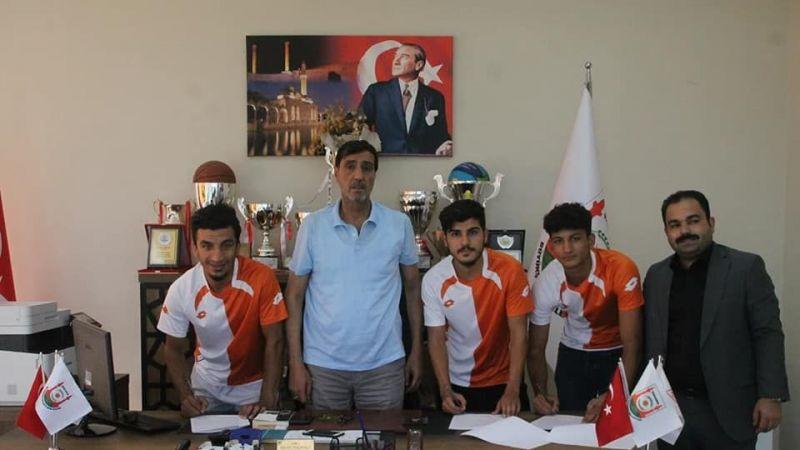 Büyükkşehir Belediyespor'dan transfer atağı