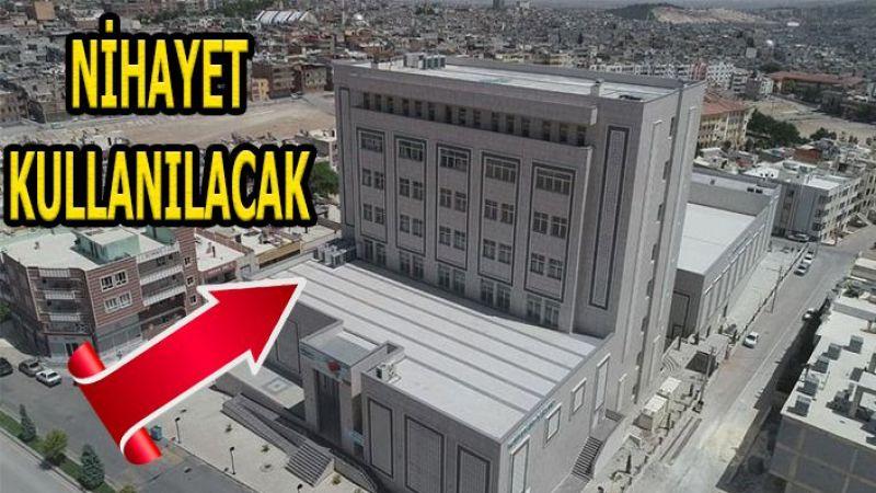 Urfa'da kaderine terk edilen bina Diş hastanesi mi oluyor?