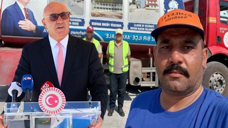 CHP'li Tanal: Hesabını kapatmak da kurtaramayacak!