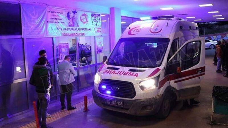 Urfa'da 5 araç birbirine girdi:Yaralılar var