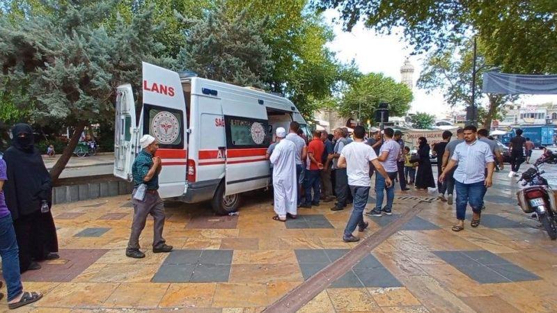 Şanlıurfa'da vatandaşlar akın etti