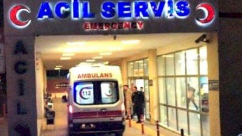 Şanlıurfa'da otomobil refüje çarptı: 5 yaralı