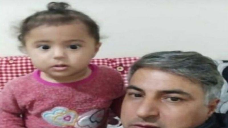 Urfa'da Maganda kurşunu küçük kızı uyurken yakaladı